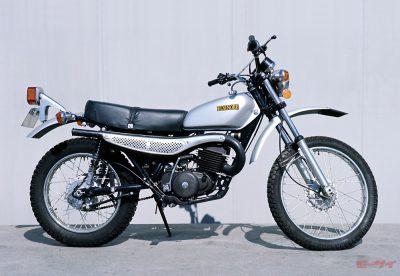 ホンダ エルシノア MT250