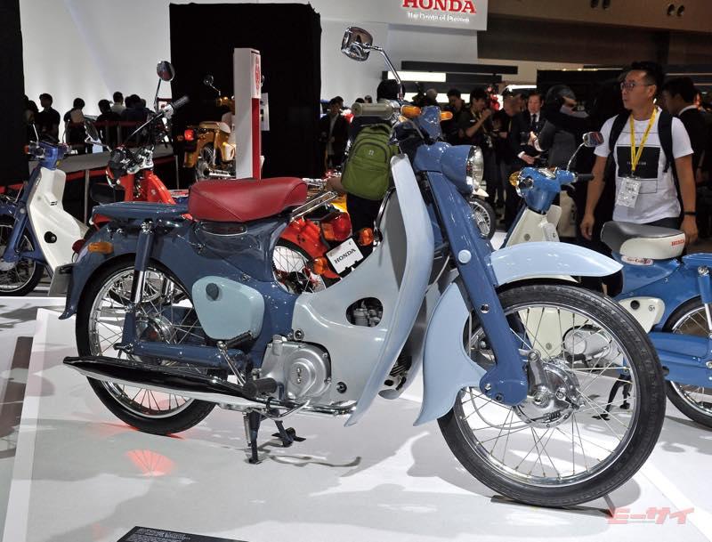 C100 東京モーターショー