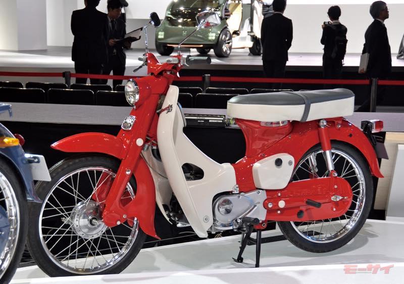 CA100 東京モーターショー