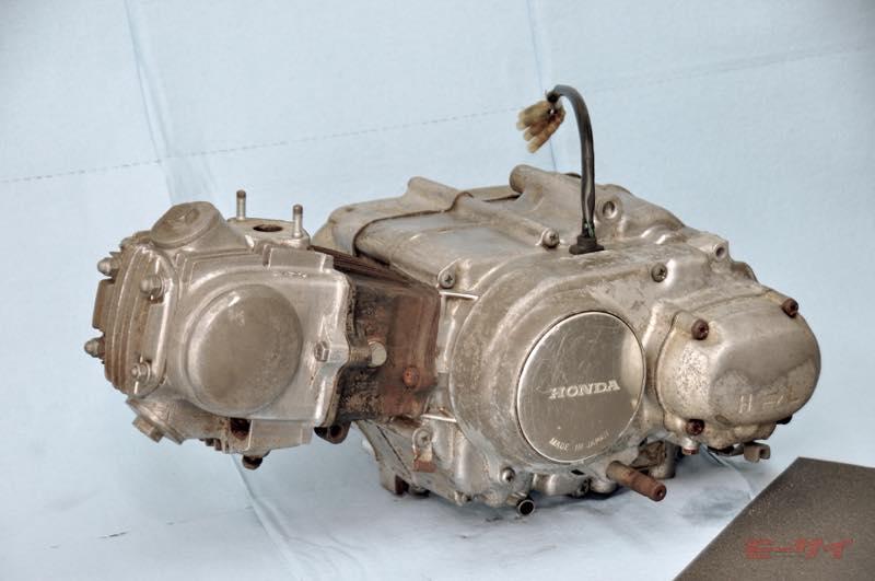 CT50エンジン