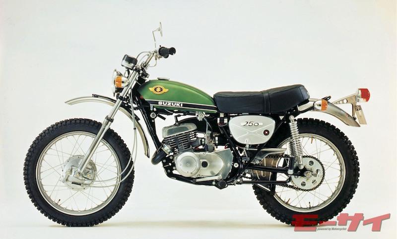 ハスラー250 TS250