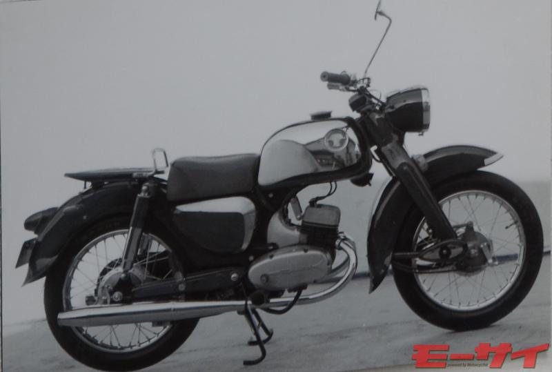 トヨモーターFU型(1960)。