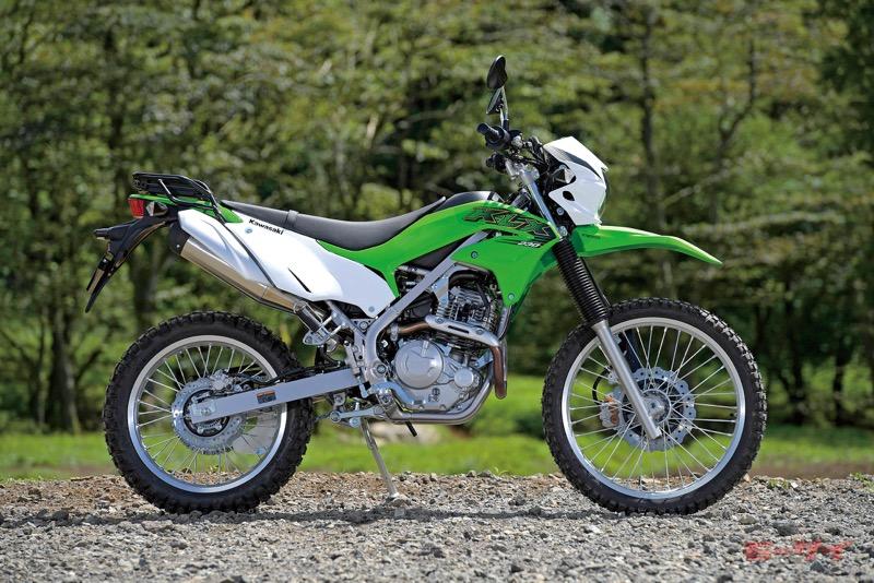 カワサキ・KLX230