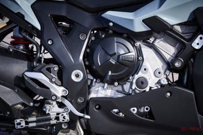 S1000XR エンジン engine