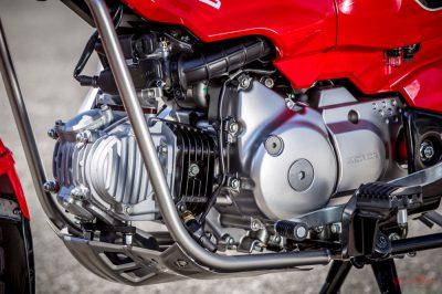 CT125ハンターカブ エンジン