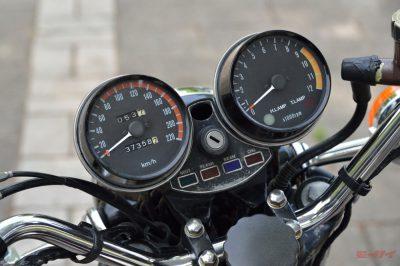 カワサキ 650RS W3 メーター