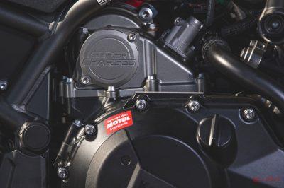 Z H2 エンジン
