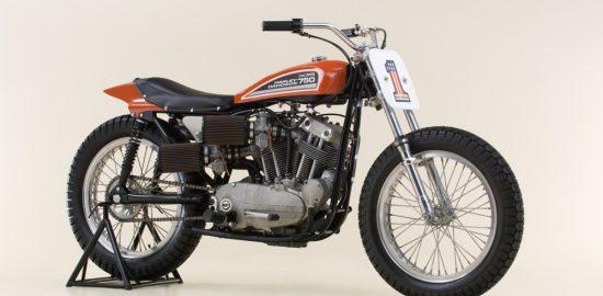 XR750 ハーレー