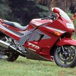 カワサキ・ZZR1100(1990年登場)