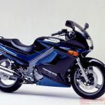 カワサキ・ZZR250(1990年登場)