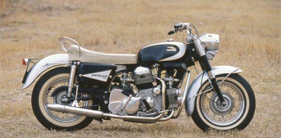 ドゥカティ アポロ V4