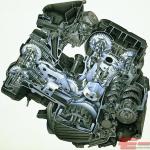 VFR750F エンジン
