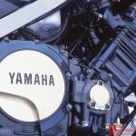 FZ750 エンジン