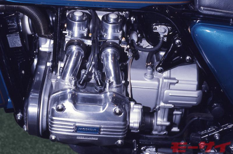 GL1000 エンジン