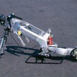 NSR250R MC28 フレーム 1994