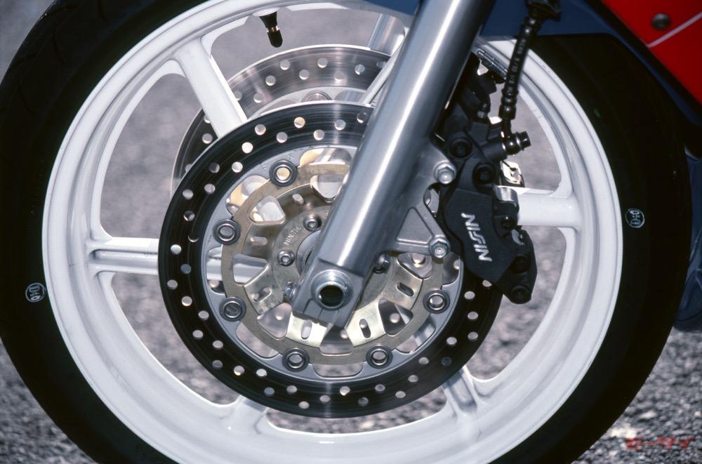 NSR250R MC28 1994 ブレーキ