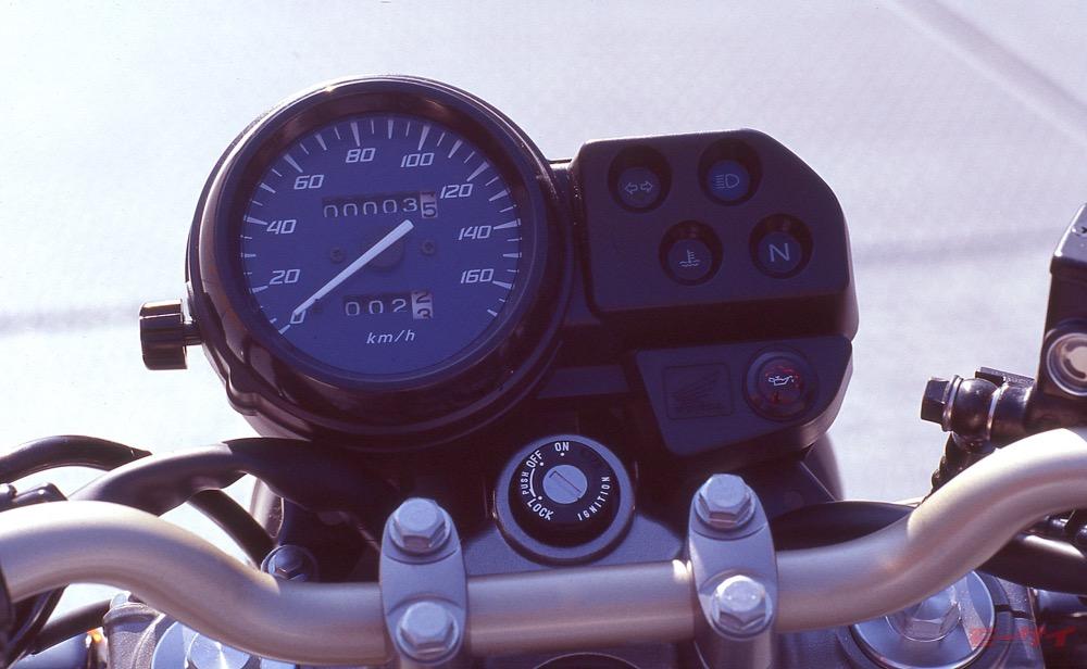 VTR 1998 メーター
