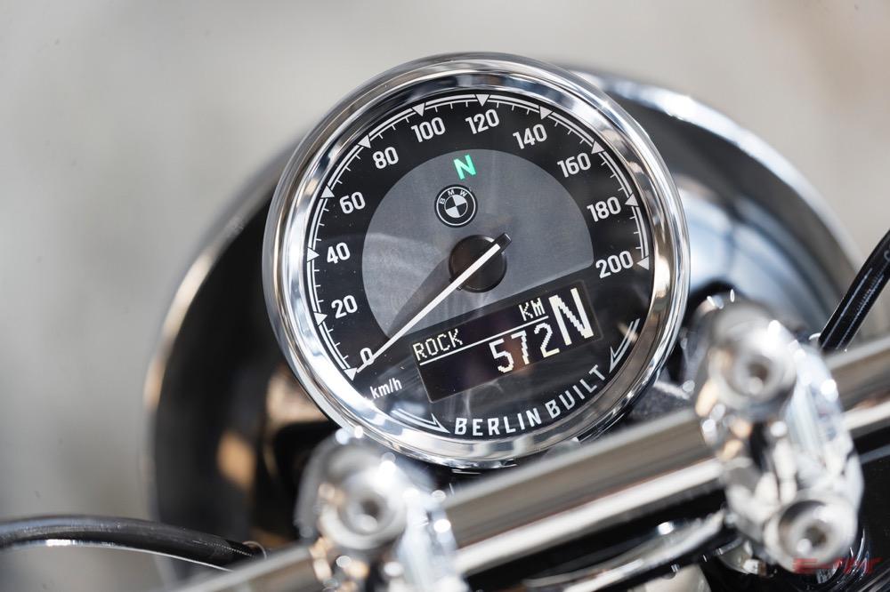 BMW R18 メーター