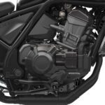欧州版 レブル1100 CMX1100レブル エンジン