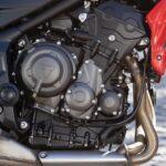 トライデント660 トライアンフ エンジン