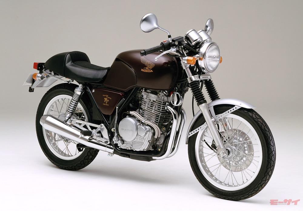 GB500TT ホンダ