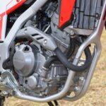 CRF250L エンジン フレーム