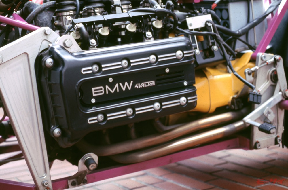 クラウザー ドマニ エンジン 1993