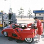 クラウザー ドマニ 燃料タンク 1993