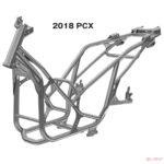 PCX フレーム 3代目