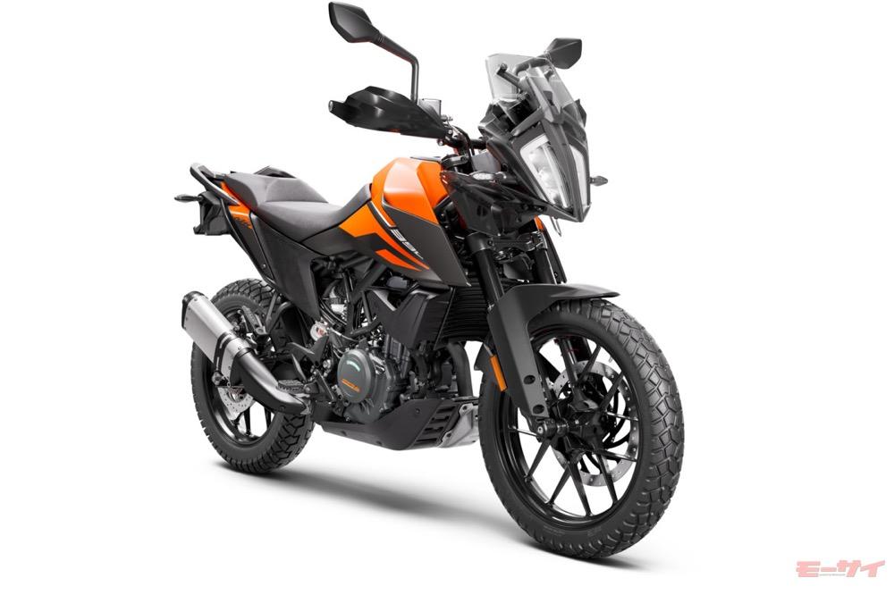 390アドベンチャー KTM