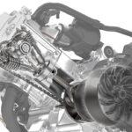 PCX 160 エンジン