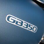 GB350 ホンダ