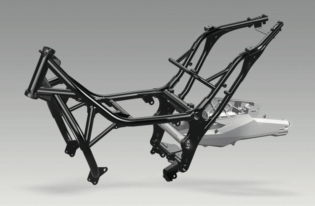 X-ADV 2021 ホンダ フレーム
