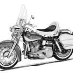 エレクトラグライド 1965 ハーレーダビッドソン