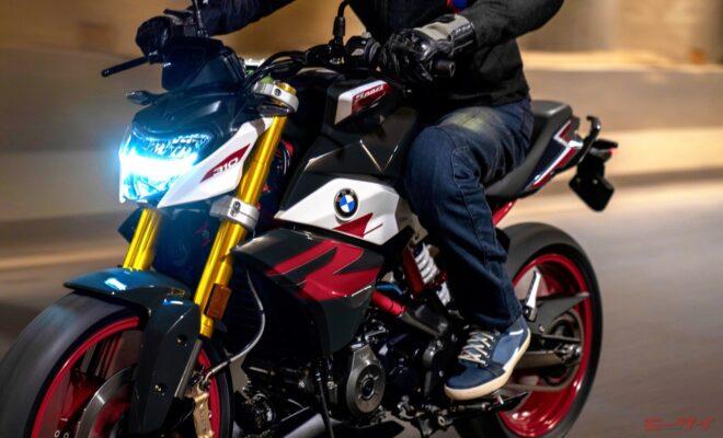 BMW G310R 2021