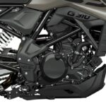 G310GS BMW 2021 エンジン