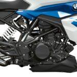 BMW G310R 2021 エンジン
