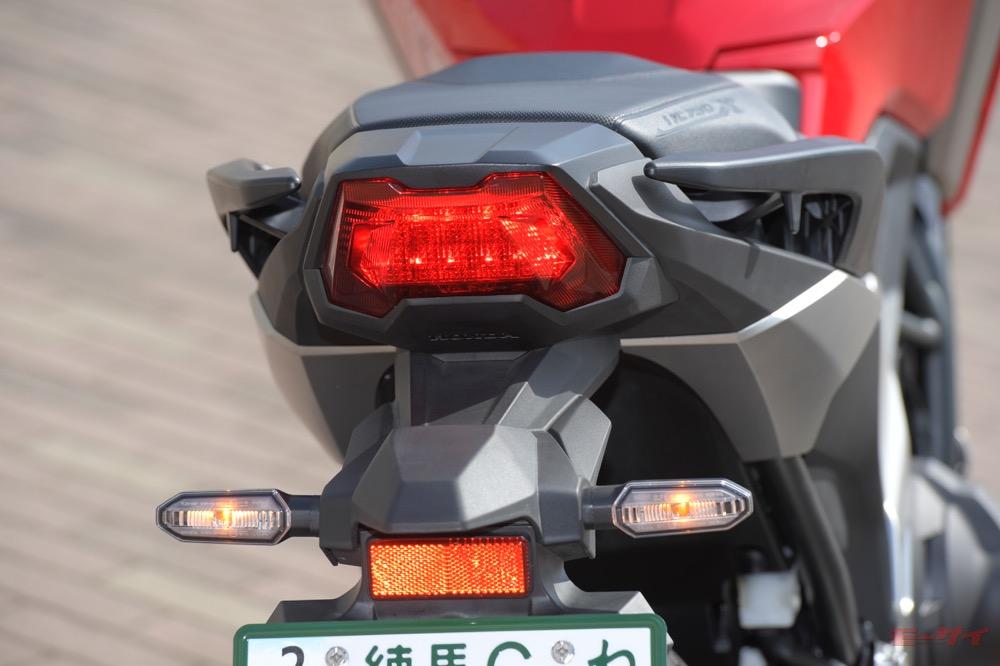 NC750X DCT ホンダ テールライト