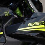 Z650 カワサキ 2020