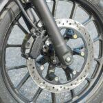 GB350S ブレーキ ホンダ