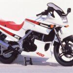GPZ400S カワサキ