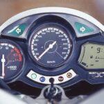 FJR1300 ヤマハ メーター 2001