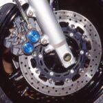 FJR1300 ヤマハ ブレーキ 2001