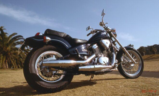スティード 400 ホンダ 1988