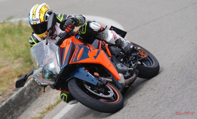 RC390 KTM 2022